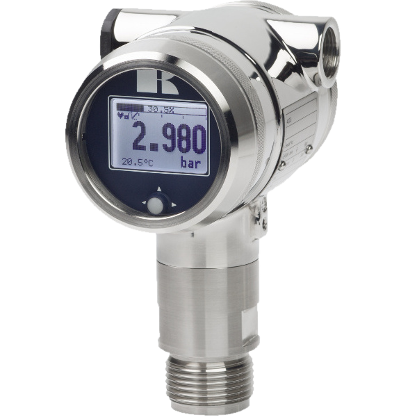 Advanced intelligent pressure transmitters